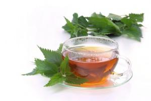 Schmerzen beim Wasserlassen - Tee mit Brennessel - Naturmedizin