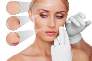 Hautfältchen können mit der Photodynamischen Therapie gemildert werden