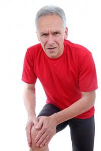 Strahlentherapie Knieschmerzen