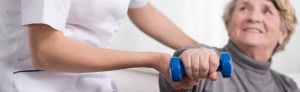 Bewegung hilft, die Gelenke mit Nährstoffen zu versorgen