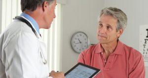 Wird Prostatakrebs in einem frühen Stadium erkannt, ist die Behandlung einfacher
